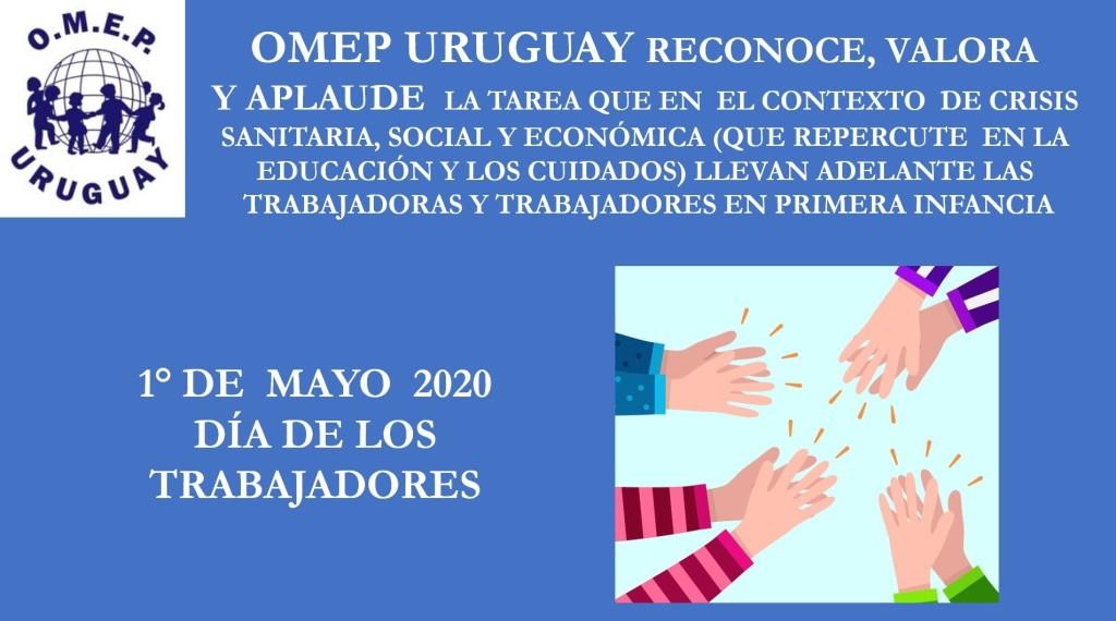 1 MAYO 2020