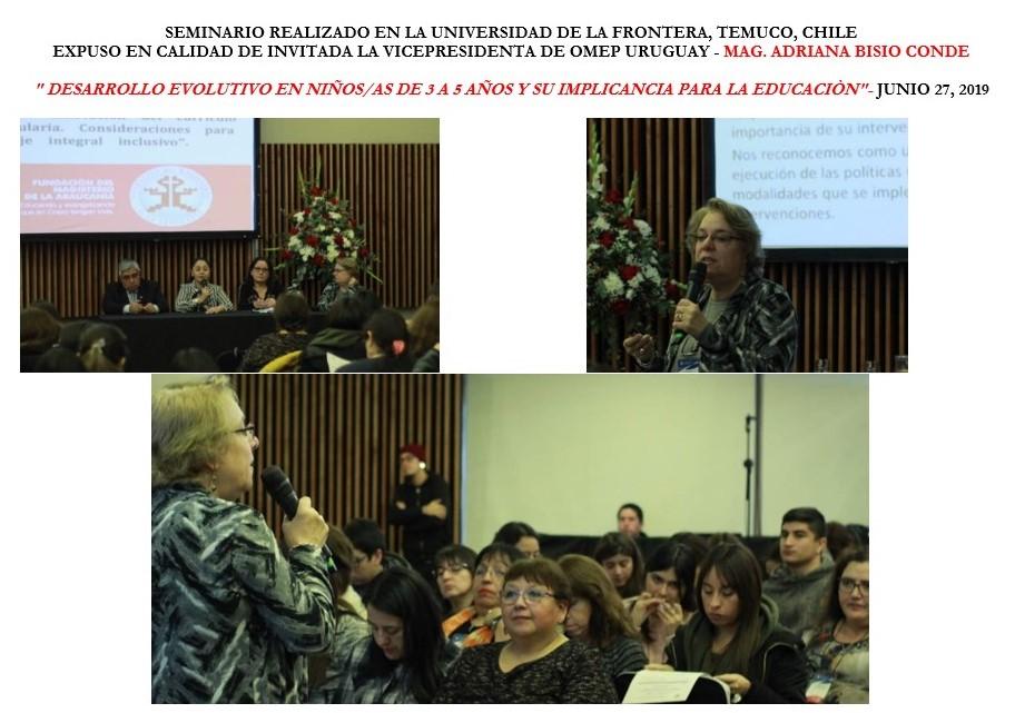ADRIANA EN CHILE
