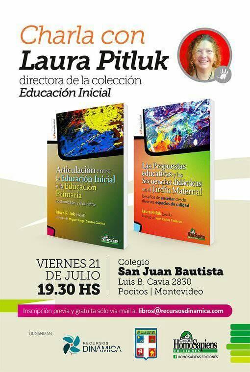 Charla Laura Pitluk 21-7-17