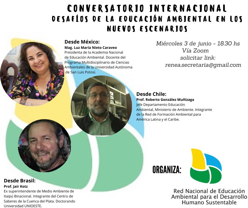 Conversatorio RENEA 030620