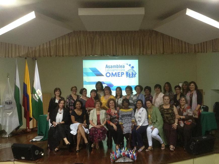 Asamblea Latinoamericana de OMEP 2015