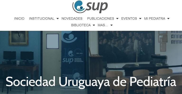 SOCIEDAD URUGUAYA DE PEDIATRIA